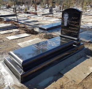 سنگ قبر تویسرکان ساب پذیری بالا سنگ قبر با نفوذ آب ناچیز