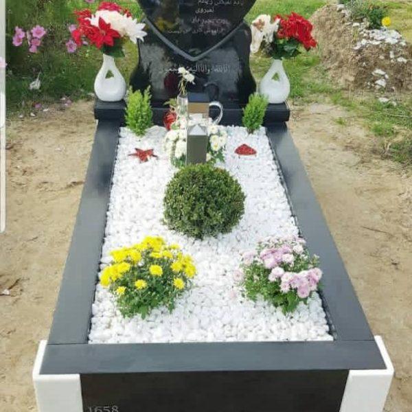 سنگ قبر مادر نمونه شماره 4