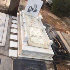 سنگ قبر مادر نمونه شماره 6