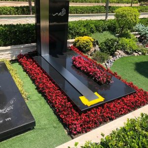 سنگ قبر مادر نمونه شماره 7