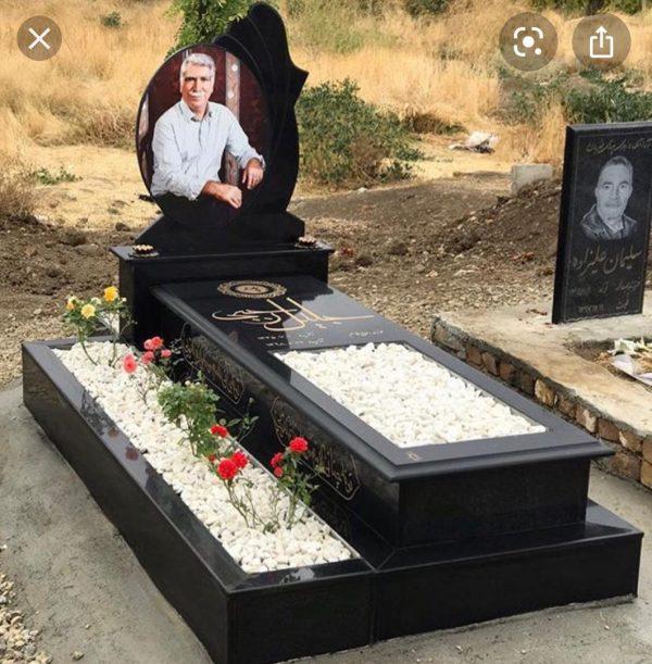سنگ قبر پدر نمونه شماره 11