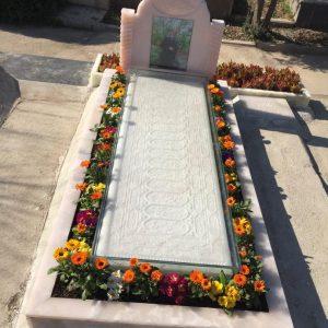 سنگ قبر پدر نمونه شماره 12